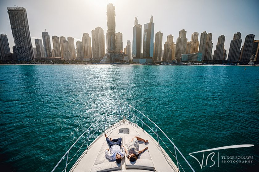 Dubai After Wedding